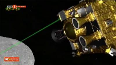"""""""Хаябуса"""" 2 донесе проби от астероид на Земята"""