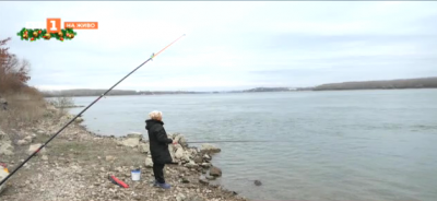 Риболовът като хоби на една жена от Видин