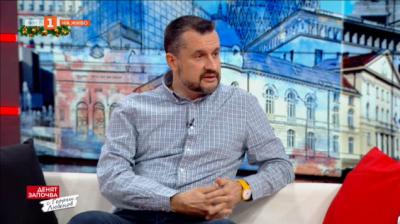 Калоян Методиев: ГЕРБ няма да е първа политическа сила