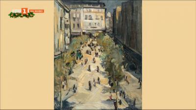 130 години от рождението на художника Никола Танев в СГХГ