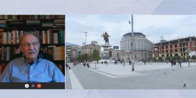 Проф. Топалов: Категорични сме към Скопие - или спазват Договора, или няма да позволим и първата крачка