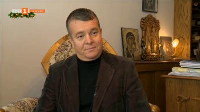 Спомен за Капитан Петко войвода. Среща на Ирена Григорова с народния певец Илия Луков