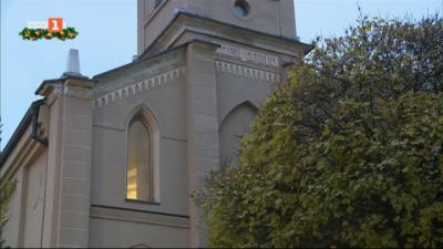 Историята на католическия храм Непорочно зачатие на Дева Мария във Варна