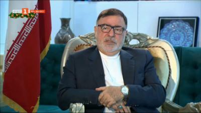 Посланикът на Иран у нас за ядреното споразумение и отношенията със Запада