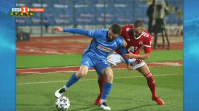 Дербито ЦСКА - Левски и коментар за състоянието на футбола у нас