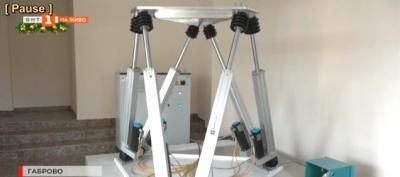Уникални лаборатории за изобретателите от Техническия университет в Габрово