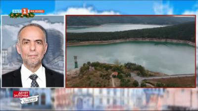 Тома Белев за кризата с водоснабдяването на Бурсас и мерките на МОСВ