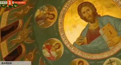 Изографисват новата църква във Варна