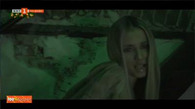 Нелина Георгиева с предизвикателна визия в новия си видеоклип