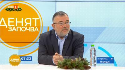 Хематологът д-р Чавдар Ботев: Много голям напредък има при даряването на кръвна плазма