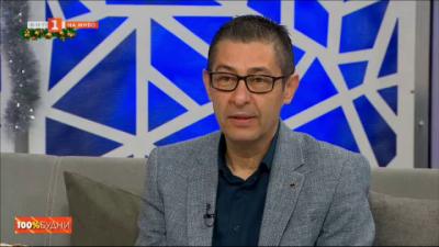Звездите на БНТ пред 100% будни: Даниел Спасов