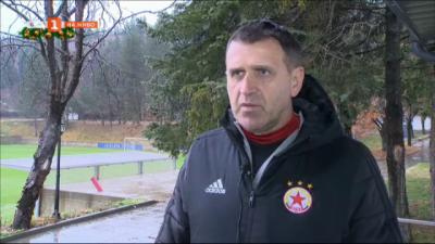 Треньорът на ЦСКА Бруно Акрапович ексклузивно пред БНТ