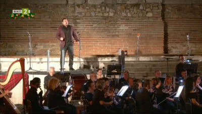Андре Шение - Джордано. Изпълнение на Камен Чанев
