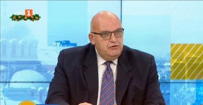 Д-р Брънзалов: Не можете сами да си направите антигенен тест