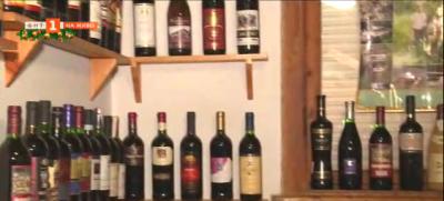 Над 500 вина отлежават в колекция в село Бистрица