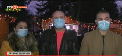 Днес е Коледа за доброволец по празниците в болницата във Велико Търново