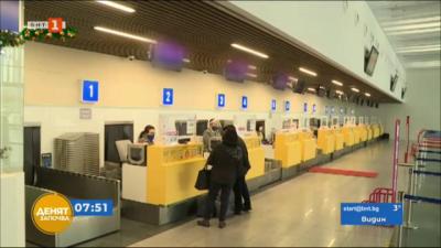 Мерките срещу COVID-19 на летищата във Варна и Бургас