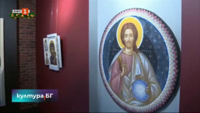 Икони от Атанас Атанасов и Станимир Желев