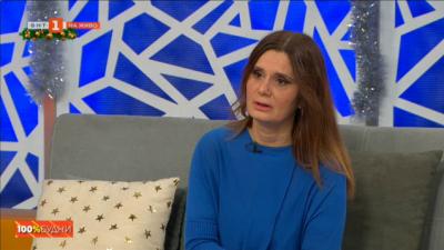 Добрина Чешмеджиева за предизвикателствата на професията и живота извън телевизията
