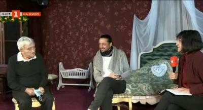Премиера на Балдахинът в театър Българска армия
