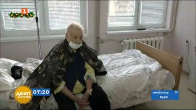 95-годишна жена пребори Ковид