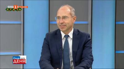 Веселин Тодоров: Рискувахме с поръчката за машините за гласуване, все още нямаме сключен договор