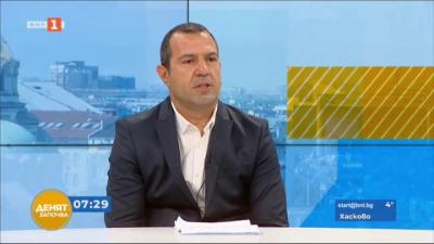 Защо КНСБ не одобрява новите цени на водата - разговор с Евгени Янев