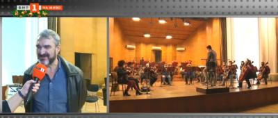 Празничен концерт Виенски бал на Русенската опера