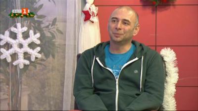Деян Янков, който помага на децата да открият твореца в себе си