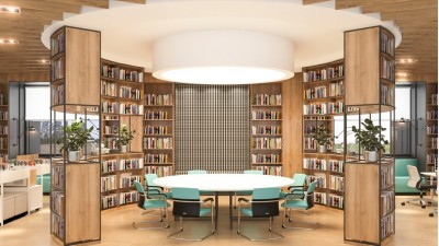 Бургас с нова библиотека