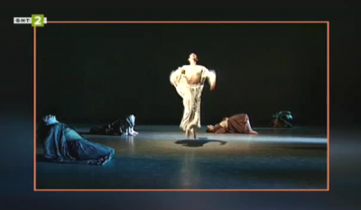 """В студиото - примата на балет """"Арабеск"""" Теодора Стефанова"""
