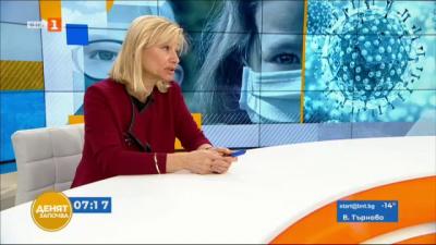 Доц. Телчарова: Децата с усложнение след Ковид са от 6 до 15-годишни