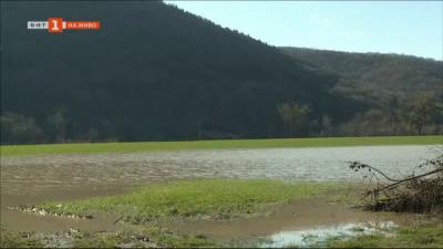 Поройните дъждове нанесоха сериозни щети в община Бяла