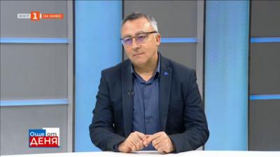 Диян Стаматов: Дистанционното обучение върви много добре в голямата част от училищата