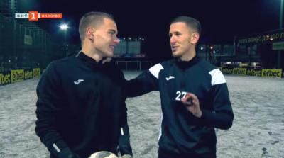 Представяме ви братята Петър и Светослав Вуцови