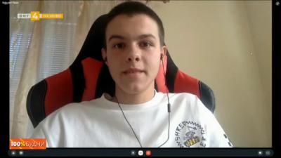 15-годишният Радостин Чолаков - бъдещият Илон Мъкс от Родопите