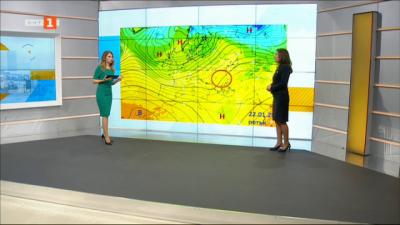 НИМХ: По-сериозни валежи след 23-24 януари