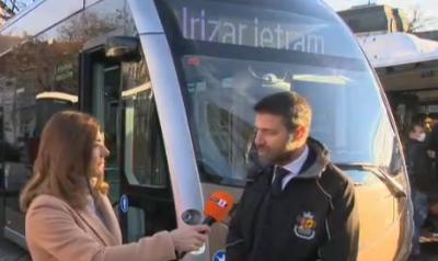 Изложение представя историята на градския транспорт в София