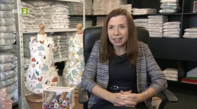 Десислава Янкова за успеха на двама души в даряването на грижа за българските деца