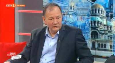 Михаил Миков: В БСП текат процеси на разделение и противопоставяне