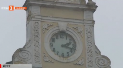 Сдружение ремонтира безвъзмездно градските часовници в Русе