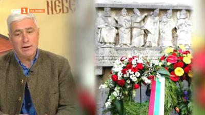 Доц. Емил Иванов за св. равноапостол Методий и мястото, където е бил затворен