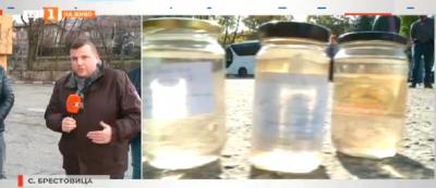 Брестовица без вода - водата във водоноските замръзва