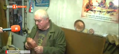 Представяме ви Петко Байков - майстор бакърджия в Казанлък