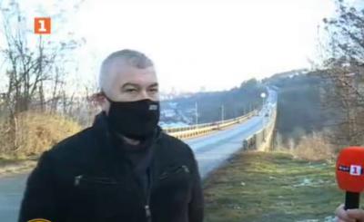 След зрителски сигнал: Опасен ли е Дъговият мост в Русе?