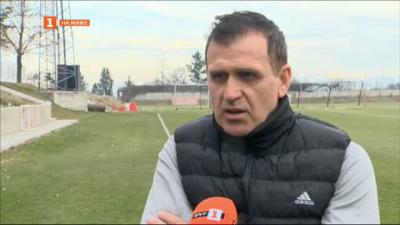 Интервю с треньора на ЦСКА Бруно Акрапович