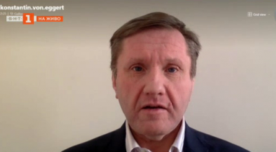 Константин фон Егерт: Путин се стреми да изолира Навални от участие в политическия живот в Русия