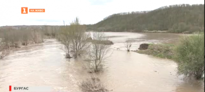 Надграждат системата за ранно известяване на наводнения в Бургас