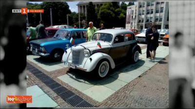 Реставраторът, който вдъхва нов живот на стари автомобили