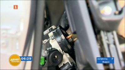 Увеличават се кражбите на части и вещи от автомобили в София